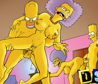 Mean Simpson sex